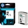 Ink. cartridge ( No.88) HP pro OJ K550/Pro L7400/7480/7580/7680/77BP-HP-C4151A80,  (22ml)černá
