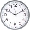 Wanduhr magnetisch grau CEP 2119020961 11902