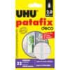 Klebestücke UHU Patafix weiß 32 Stück