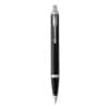 Kugelschreiber IM lacquer schwarz PARKER 1931665 C.C