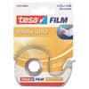 Oboustranně lepicí kancelářská páska s odvíječem TesaFilm® , průhledná, v krabičce, 12 mm x 7,5 m