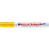 Popisovač Edding 8750, lakový, 2-4 mm, žlutý, na mastný povrch