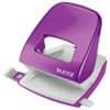Děrovačka Leitz NeXXt 5008, celokovová, průřeznost 30 listů, purpurová