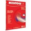 Blaupapier A4 100BL blau KORES 78478