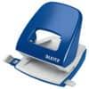 Děrovačka Leitz 5008,průřeznost 30 listů, modrá