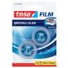 Klebeband Tesafilm kristallklar 15mm 10lfm 2 Rollen