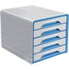 Ladenbox CEP Gloss 711G 5 flache Laden