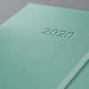 Buchkalender 2020 jade green SIGEL C2071 Conceptum 108x151mm