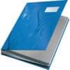 Designová podpisová kniha Leitz, modrá