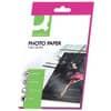 Inkjet Fotopapier 25BL glänzen Q-CONNECT KF01906 10x15cm 260g
