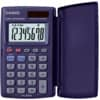 Taschenrechner 8-stell. d.blau CASIO HS-8VER