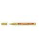 (SLEVA 33%) Popisovač lakový Edding 751 1-2 mm, zlatý, kulatý hrot