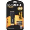 Taschenlampe LED schwarz DURACELL MLT-2C 100052