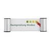 Türschild für A6 silber FRANKEN BS0602 18,0x11,5