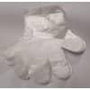 Einweghandschuhe Polyethylen 100ST transparent