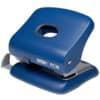 (2 × + Blok Leitz A5 ZDARMA) Děrovačka Rapid FC30. průřeznost 30 listů. modrá