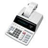 Tischrechner 12-stellig grau SHARP SH-EL2607PGGYSE druckend