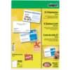 Visitenkarten Sigel LP797 225g weiß 1000 Stück