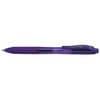 Gelroller EnerGelX violett PENTEL BL107-VX 0,35 mm