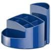 Schreibköcher Rondo blau HAN 17460-14