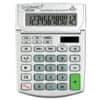 Tischrechner Q-Connect 14x10,2x1cm 12-stellig