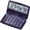 Taschenrechner 8-stellig CASIO SL-100VER DualPower