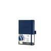 Buchkalender 2020 ca. A6 dkl`blau SIGEL C2063 CONCEPTUM