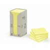 Haftnotizblock 16ST Recyc gelb POST-IT 654-1T 76x76mm