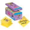 Haftnotizen Post-it Z-Notes Super Sticky 14+2 GRATIS!