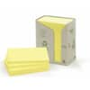 Haftnotizblock 16ST Recyc gelb POST-IT 655-1T 76x127mm