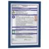 (2 × + 1 ZDARMA) Samolepící informační rámeček Durable DURAFRAME™ A4, tm. mod