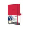 Buchkalender 2020 ca. A5 rot SIGEL C2034 CONCEPTUM