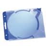 CD/DVD Hülle Durable 5269 Quickflip 5 Stück