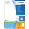 Universaletiketten 105x148 weiß HERMA 4676