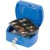 Geldkassette Gr.1 blau Q-CONNECT KF02608