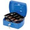 Geldkassette Gr.2 blau Q-CONNECT KF02623