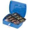 Geldkassette Gr.3 blau Q-CONNECT KF02624