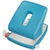 Děrovačka Leitz Cosy - 30 listů, kovová, klidná modrá