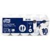 OD_Toaletní papír Tork Premium, 3-vrstvý, bílý, 10 roliček á 150 útržků
