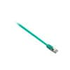 V7  CAT6 STP 2M GREEN STP/ Länge: 2,0 m/