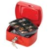 Geldkassette Gr.1 rot Q-CONNECT KF04247