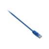 V7  CAT6 UTP 5M BLUE UTP/ Länge: 5 m/