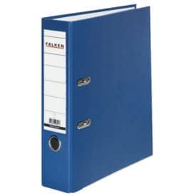 Falken Ordner PP-Color S80 - A4, 8 cm, blau