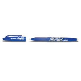 Pilot Tintenroller FriXion Ball 0.7 - 0,4 mm, blau, radierbar