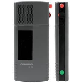 Diktiergerät Sh 10 titan GRUNDIG GFI2700 analog