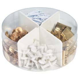 Büroset Bürokleinteile Pure Glam sort. HERLITZ 50021833 Mixbox 4 in 1