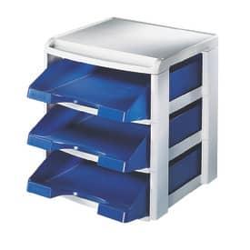 Briefkorb Set blau LEITZ 5327-00-35