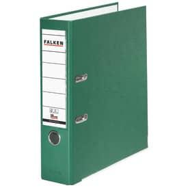 Falken Ordner PP-Color S80 - A4, 8 cm, grün