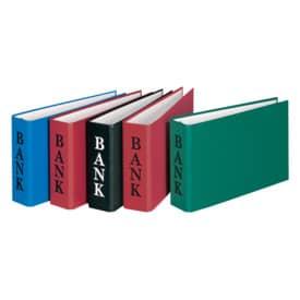 Veloflex® Bankordner BANK - A6, 2-D-Ring-Mechanik 30 mm, farbig sortiert