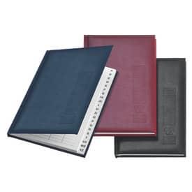Veloflex® Adressbuch - A6, 3 Farben sortiert